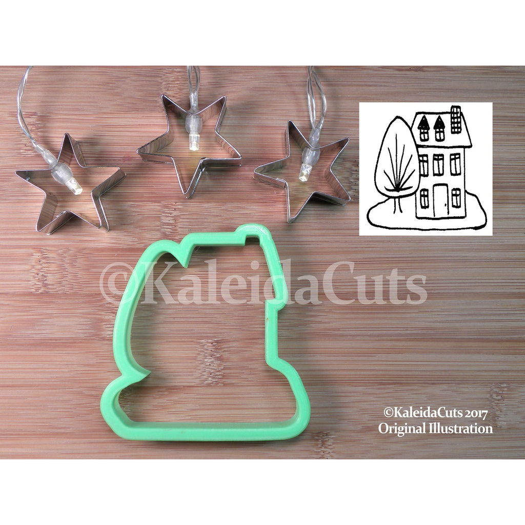 Winter Wonderland Cookie Cutter