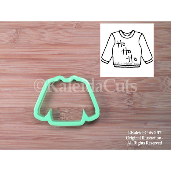 Sweater 2 Cookie Cutter