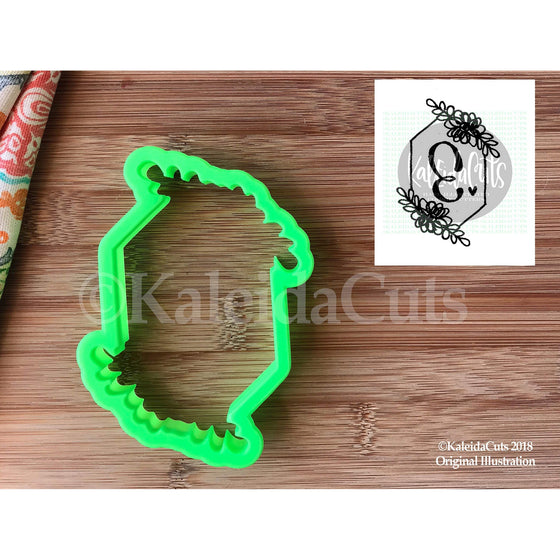 KC Plaque Cookie Cutter