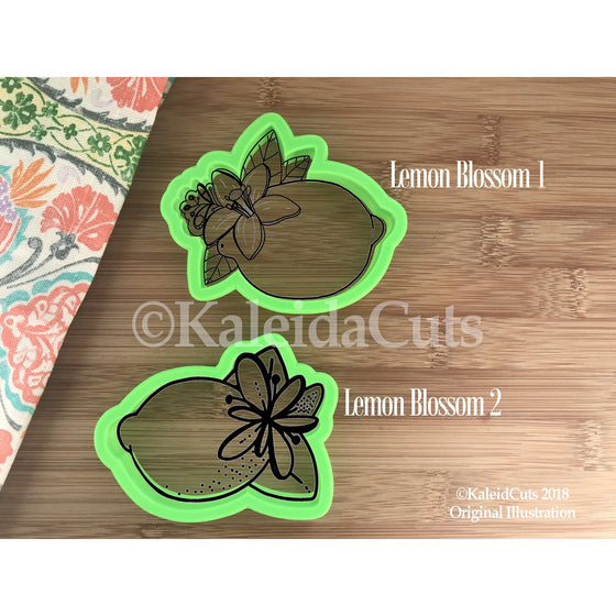 Lemon Blossoms Cookie Cutter