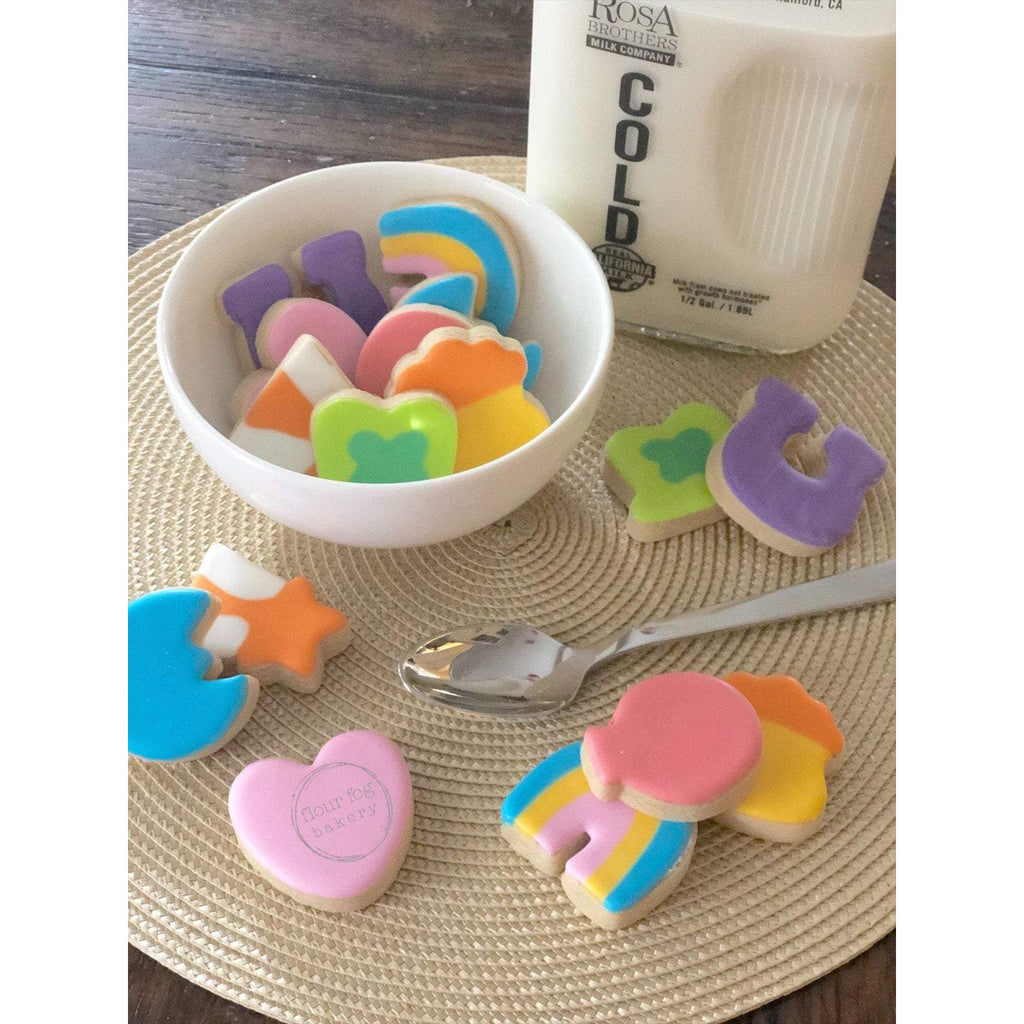 Charm Set of 8 Cookie Cutters