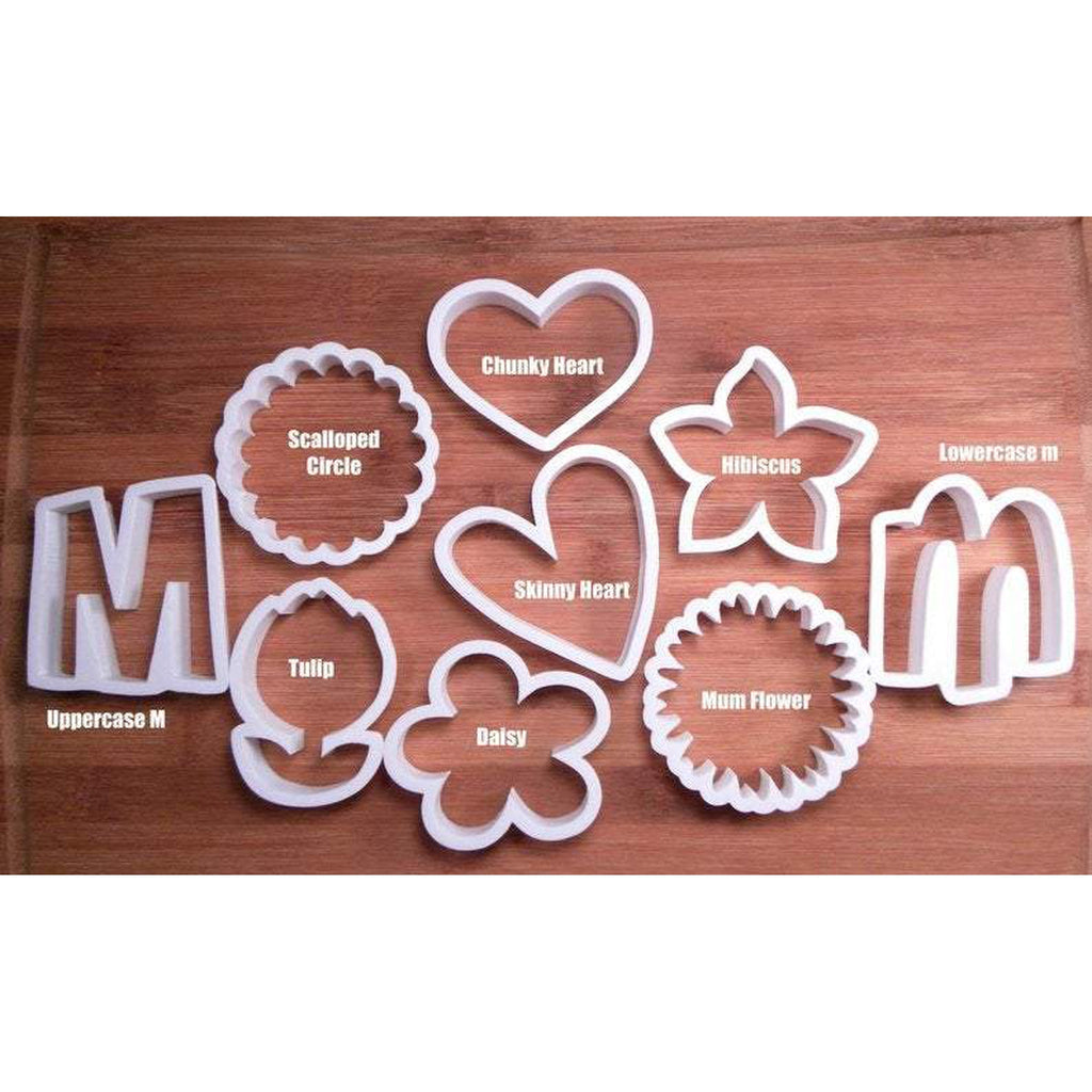 Mom Set of 3 - Your choice of O