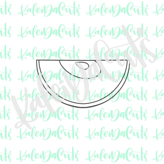 Semicircle Cookie Cutter