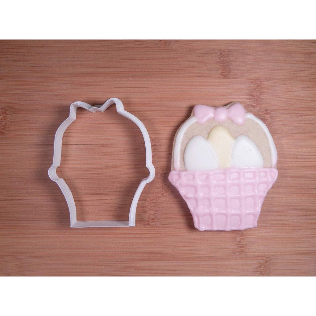 Easter Basket Cookie Cutter