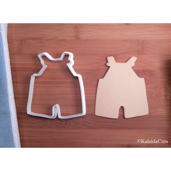 Overalls Cookie Cutter