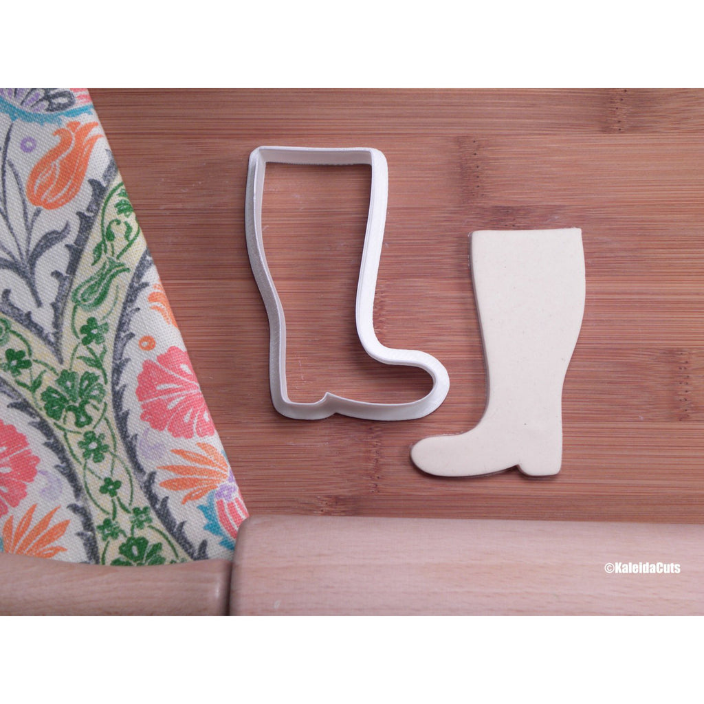 Rainboot Cookie Cutter
