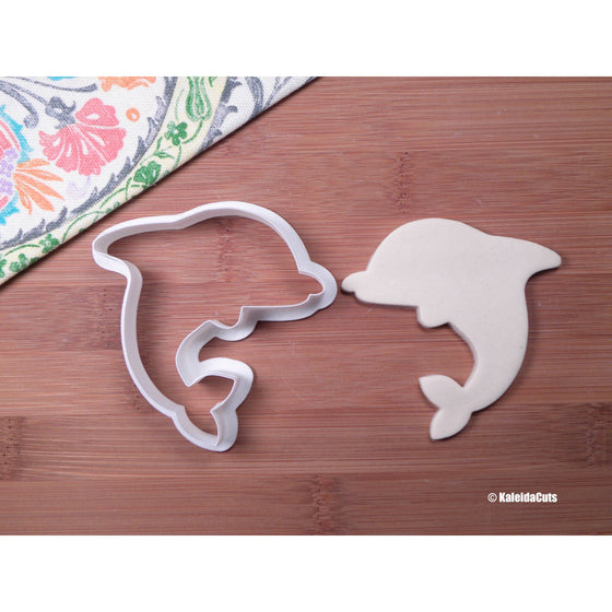 Dolphin 2 Cookie Cutter