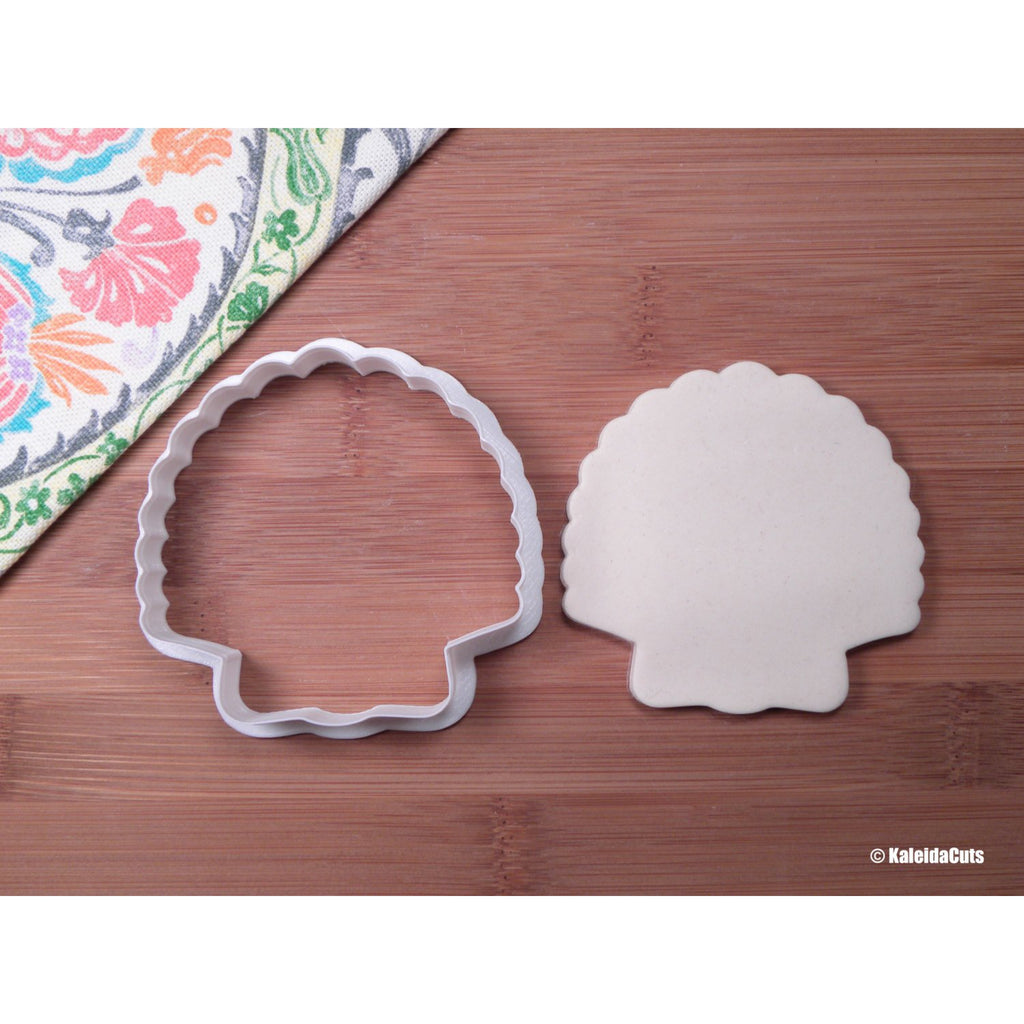 Scallop Seashell Cookie Cutter