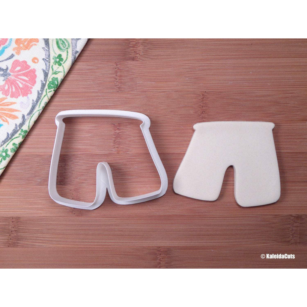 Swim Trunks Cookie Cutter