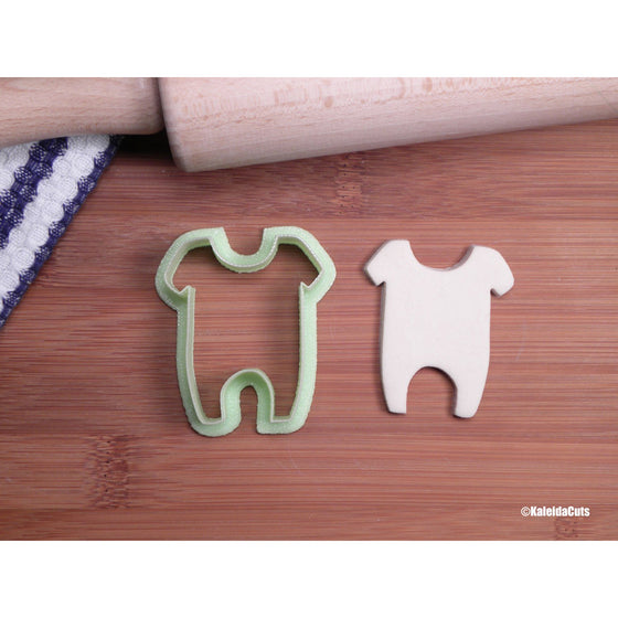 Wonky Bodysuit Cookie Cutter