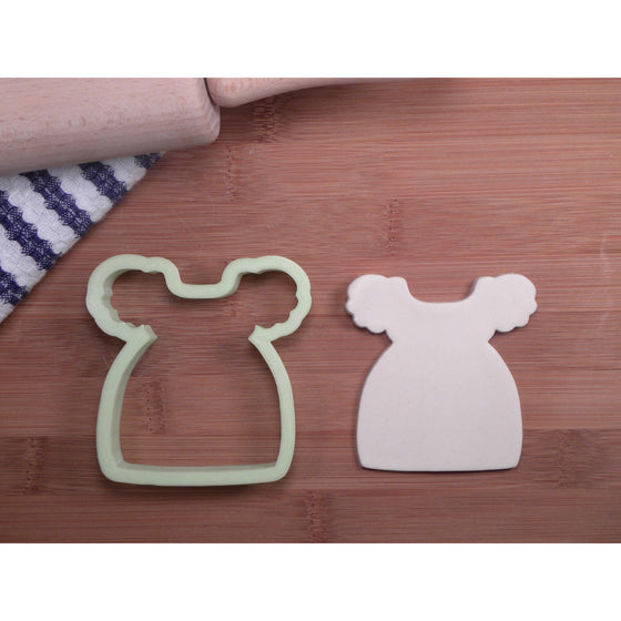 Babydoll Dress Cookie Cutter