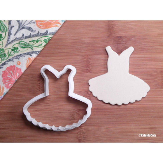 Tutu Cookie Cutter