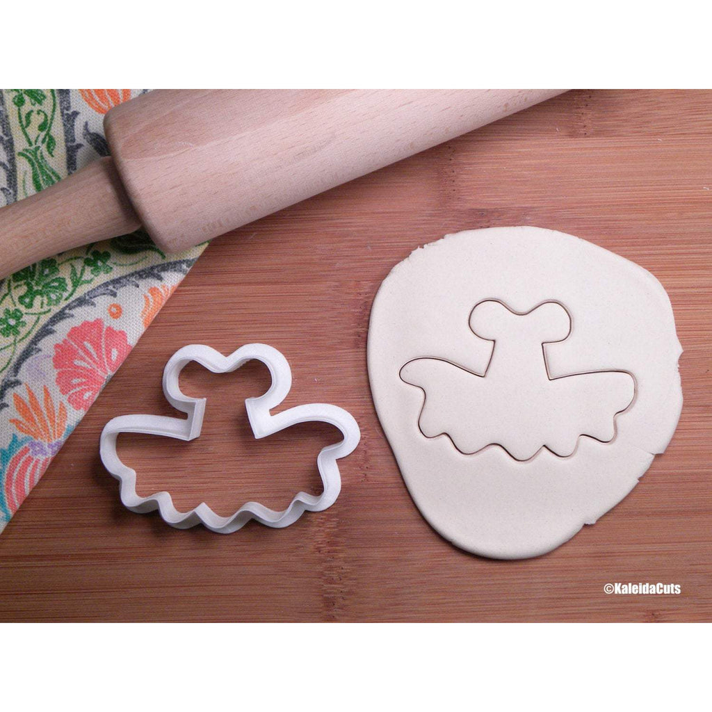 Tutu 2 Cookie Cutter