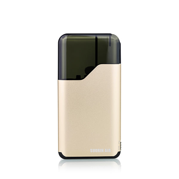 Sourin Device Ejuice Eliquid  Suorin Air V2 Kit / Gold