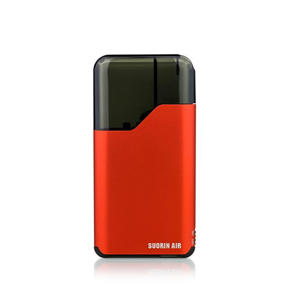 Sourin Device Ejuice Eliquid  Suorin Air V2 Kit / Red
