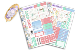 Pastel Christmas - Personal Size Kit
