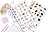 Cat / Kitty icons! - S004