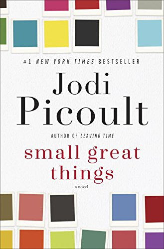 Small Great Things: A Novel by Jodi Picoult - A Novel Nook