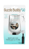 Guzzle Buddy® 2GO Unbreakable - Tritan Plastic Wine Bottle Glass