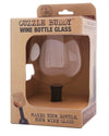 Original Guzzle Buddy® Wine Bottle - Borosilicate Glass