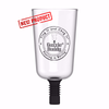 Guzzle Buddy® Beer Bottle Glass