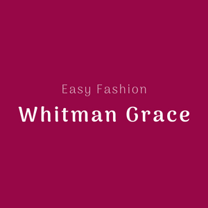 grâce à toi dress is now Whitman Grace