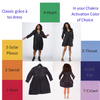 Classic grâce à toi dress Chakra Activation Option