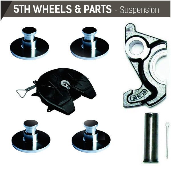 5th Wheels & Parts