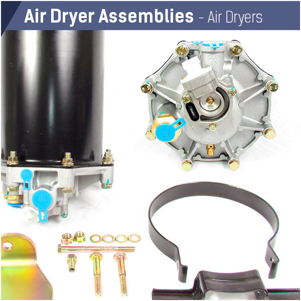 Air Dryer Assemblies