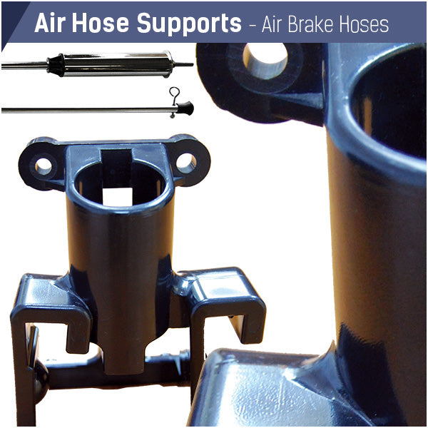 Air Hose Supports