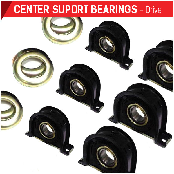 Center Support Bearings