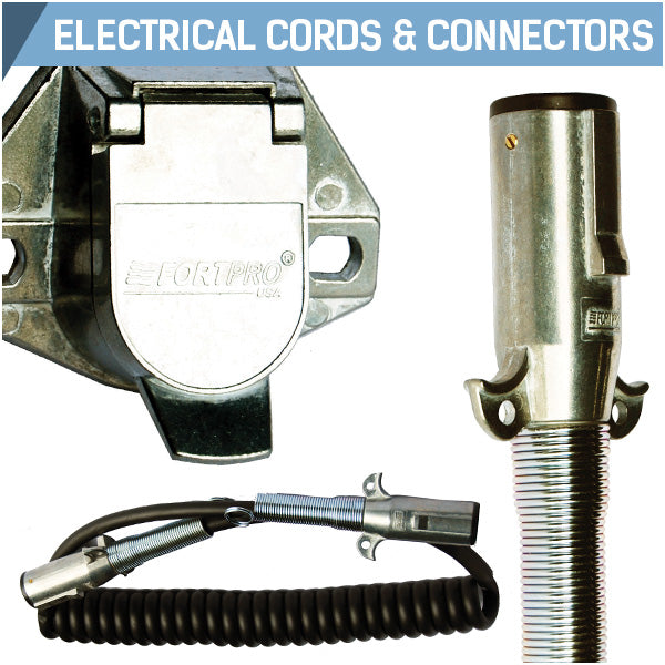 Electrical Cords & Connectors