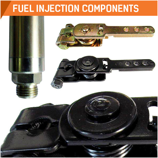 Fuel Injection Components