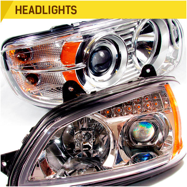 Headlights for Heavy Trucks