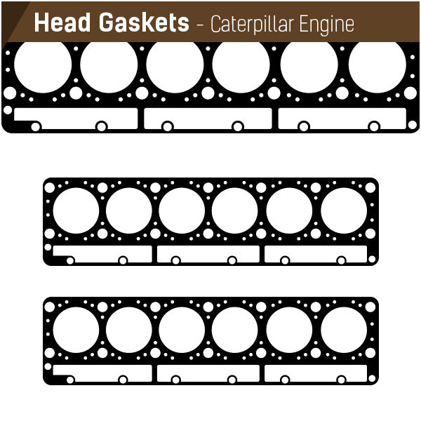 Caterpillar Head Gaskets