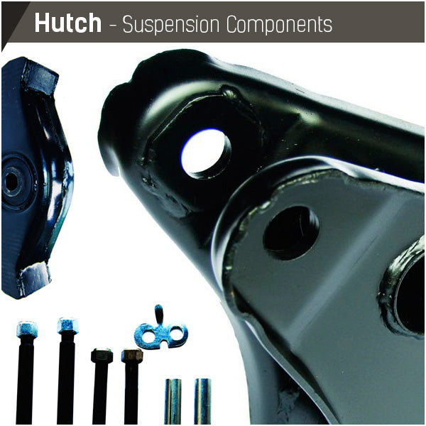Hutch Suspension Components