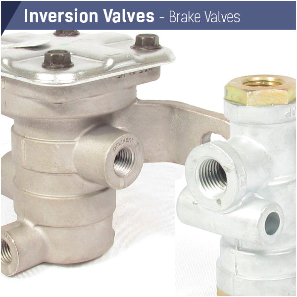 Inversion Valves