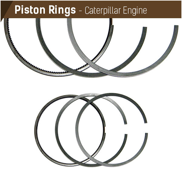Caterpillar Piston Rings