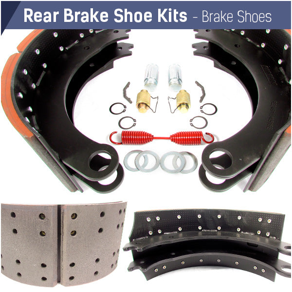 Rear Brake Shoes Kits