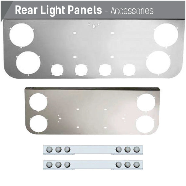 Rear Light Panels