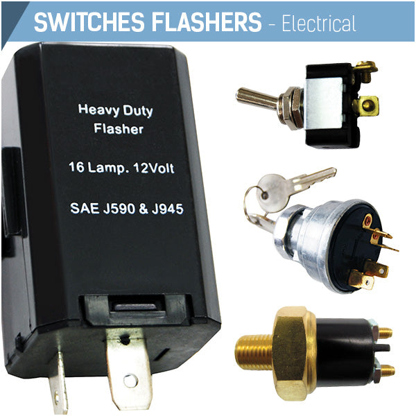 Switches & Flashers