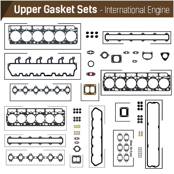 International Upper Gasket Sets