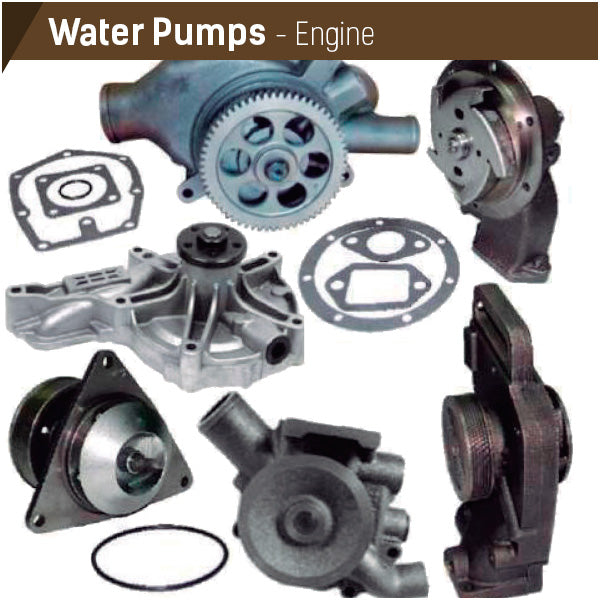 Detroit Water Pumps