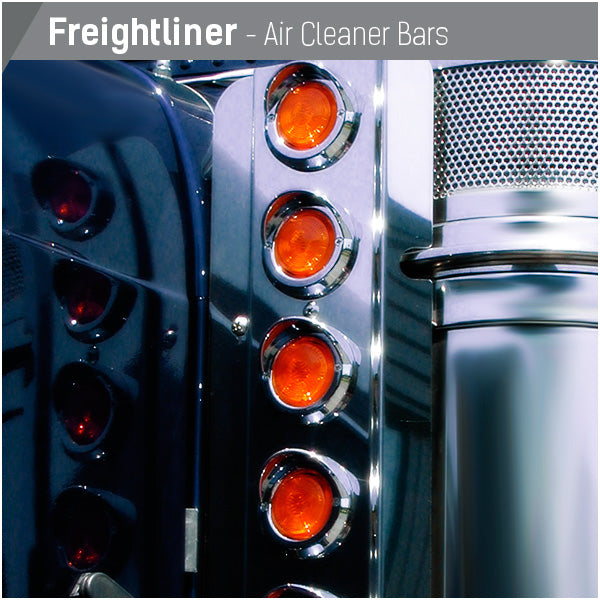 Freightliner Air Cleaner Bars