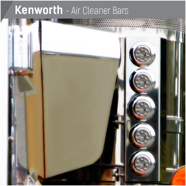 Kenworth Air Cleaner Bars