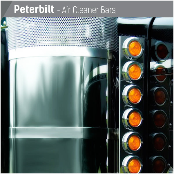 Peterbilt Air Cleaner Bars
