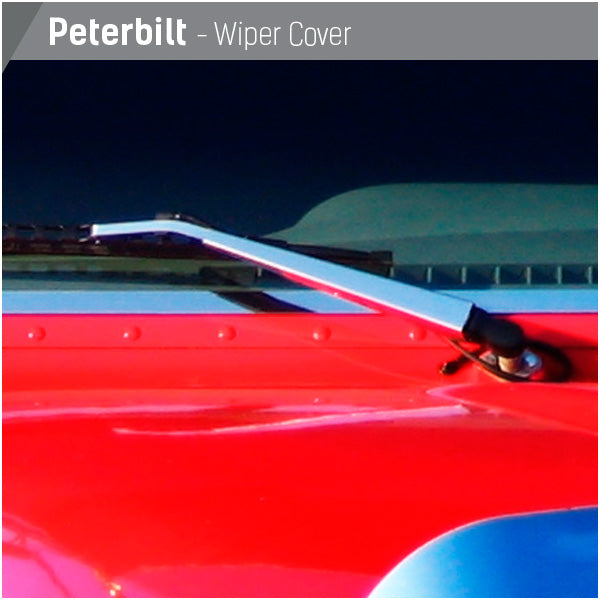 Peterbilt Wiper Covers