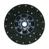 14in Clutch Disc With 2x10in Spline & 8 Springs - Rear