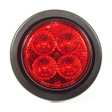 "2.5"" Round Marker Light 4 Led"