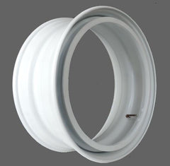 22.5 inch x 8.25 inch Demountable Rim - WHITE